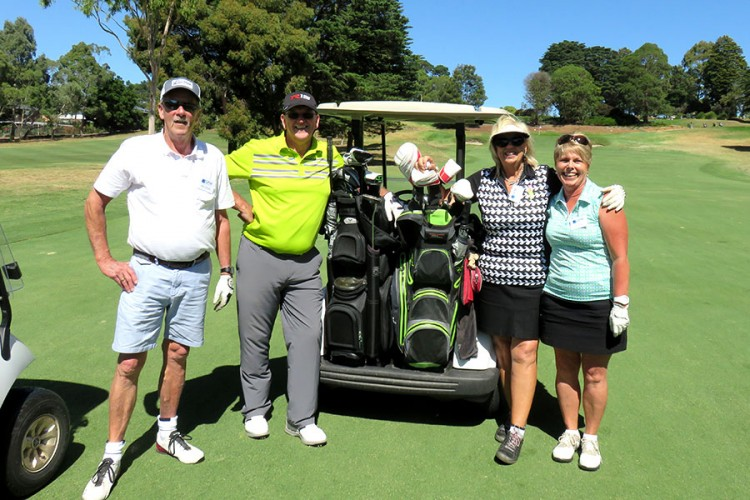 Annual Golf Day 2017