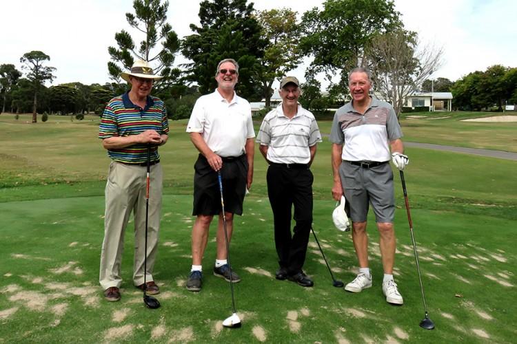 Annual Golf Day 2018