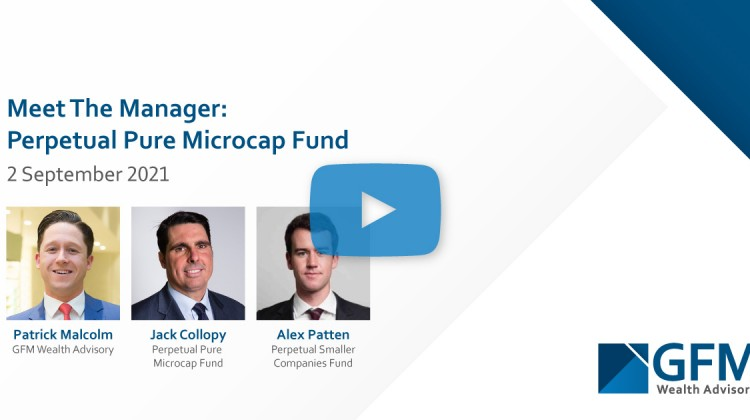 Meet The Manager: Perpetual Pure Microcap Fund 2021