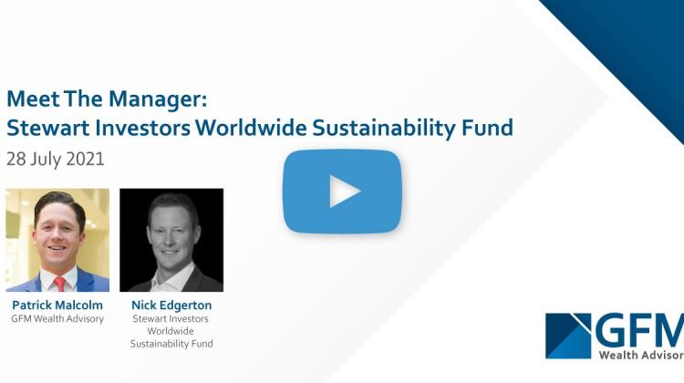Meet The Manager: Stewart Investors Worldwide Sustainability Fund 2021