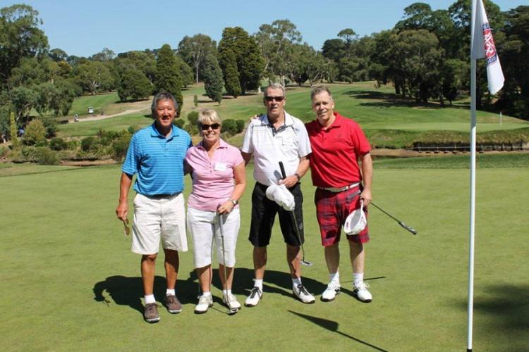 Annual Golf Day 2014