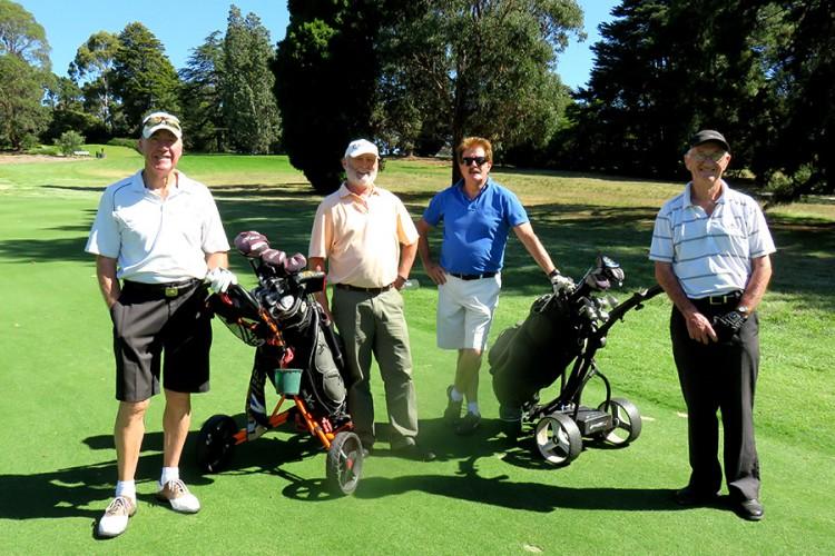Annual Golf Day 2015